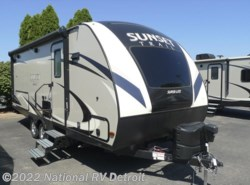 New 2018  CrossRoads Sunset Trail Super Lite 210FK by CrossRoads from National RV Detroit in Belleville, MI