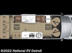 New 2018  Airstream  Airstream Tommy Bahama Interstate EXT GRAND TOUR by Airstream from National RV Detroit in Belleville, MI