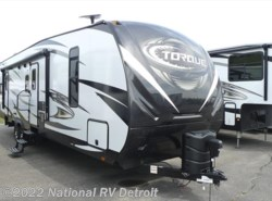 New 2018  Heartland RV Torque XLT T322 by Heartland RV from National RV Detroit in Belleville, MI