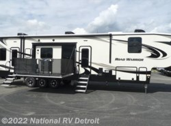New 2018  Heartland RV Road Warrior RW428 by Heartland RV from National RV Detroit in Belleville, MI