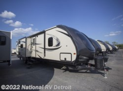 New 2018  Keystone Premier 34BHPR by Keystone from National RV Detroit in Belleville, MI