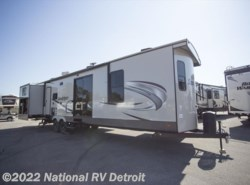 New 2018  Forest River Sandpiper Destination 402QB by Forest River from National RV Detroit in Belleville, MI