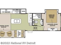 New 2018  Forest River Silverback 33IK by Forest River from National RV Detroit in Belleville, MI