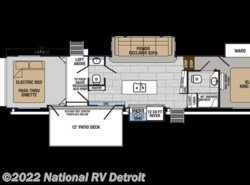 New 2018  Forest River XLR Thunderbolt 422AMP by Forest River from National RV Detroit in Belleville, MI