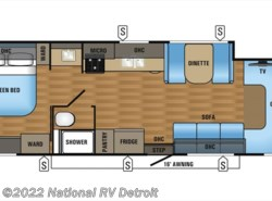 New 2018  Jayco Greyhawk 30X by Jayco from National RV Detroit in Belleville, MI