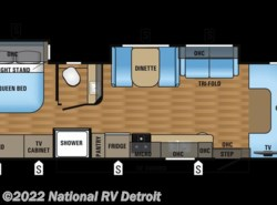 New 2018  Jayco Greyhawk 29MV by Jayco from National RV Detroit in Belleville, MI