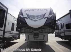 New 2018  Keystone Raptor 353TS by Keystone from National RV Detroit in Belleville, MI