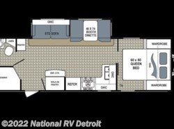 New 2018  Dutchmen Kodiak Ultra Lite 285BHSL by Dutchmen from National RV Detroit in Belleville, MI