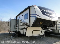 New 2018  CrossRoads Cruiser Aire 28RL by CrossRoads from National RV Detroit in Belleville, MI