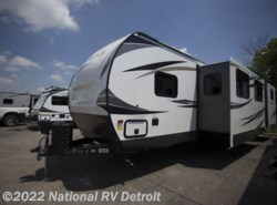 New 2019  Palomino Solaire Ultra Lite 317BHSK by Palomino from National RV Detroit in Belleville, MI