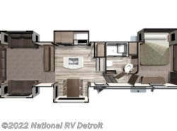 New 2019 Highland Ridge Mesa Ridge MF375RDS available in Belleville, Michigan