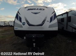 New 2018 Keystone Bullet 277BHS available in Belleville, Michigan