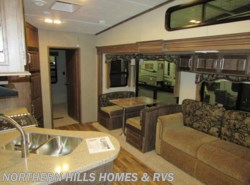New 2016  Keystone Cougar 330RBK by Keystone from Northern Hills Homes and RV's in Whitewood, SD