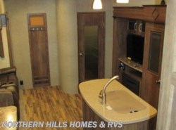 New 2017  Keystone Cougar 336BHS by Keystone from Northern Hills Homes and RV's in Whitewood, SD