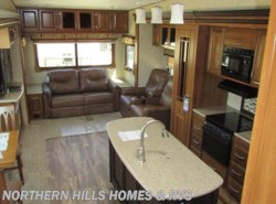 New 2017  Prime Time Crusader 338RSK by Prime Time from Northern Hills Homes and RV's in Whitewood, SD