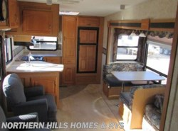 Used 2006  Keystone Cougar 290EFS by Keystone from Northern Hills Homes and RV's in Whitewood, SD