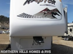 Used 2007  Keystone Raptor 3612 by Keystone from Northern Hills Homes and RV's in Whitewood, SD