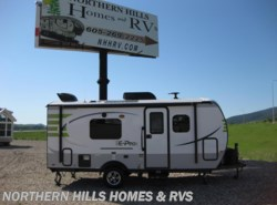 New 2018  Forest River Flagstaff E-Pro E19FD by Forest River from Northern Hills Homes and RV's in Whitewood, SD