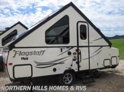 New 2017  Forest River Flagstaff Hard Side T21QBHW by Forest River from Northern Hills Homes and RV's in Whitewood, SD