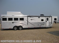 New 2018  Merhow Aluma Star 4 Horse 8416 by Merhow from Northern Hills Homes and RV's in Whitewood, SD