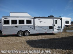 New 2018  Merhow Aluma Star 8411 RWS by Merhow from Northern Hills Homes and RV's in Whitewood, SD