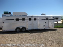 Used 2015  4-Star  4H Reverse Slant Load w/ LQ by 4-Star from Northern Hills Homes and RV's in Whitewood, SD