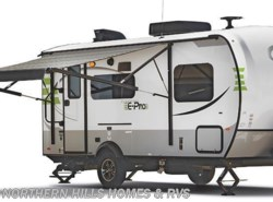 New 2019  Forest River Flagstaff E-Pro E19FD by Forest River from Northern Hills Homes and RV's in Whitewood, SD