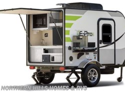 New 2019  Forest River Flagstaff E-Pro E12RK by Forest River from Northern Hills Homes and RV's in Whitewood, SD