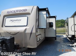 New 2017  Forest River Rockwood Signature Ultra Lite 8326BHS by Forest River from Choo Choo RV in Chattanooga, TN