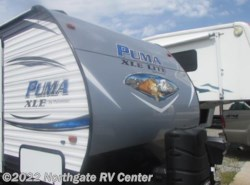 New 2018  Palomino Puma XLE Lite 25RSC by Palomino from Northgate RV Center in Louisville, TN