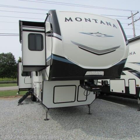 2021 Keystone Montana 3781RL