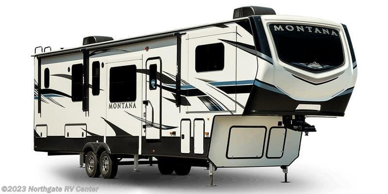 2021 Keystone Montana 3231CK