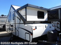 New 2017  Forest River Flagstaff Hard Side T21DMHW by Forest River from Northgate RV Center in Ringgold, GA