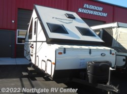 New 2017  Forest River Flagstaff Hard Side T21TBHW by Forest River from Northgate RV Center in Ringgold, GA
