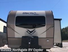 New 2018  Forest River Flagstaff Micro Lite 25BDS by Forest River from Northgate RV Center in Ringgold, GA