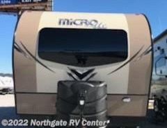 New 2018  Forest River Flagstaff Micro Lite 21FBRS by Forest River from Northgate RV Center in Ringgold, GA