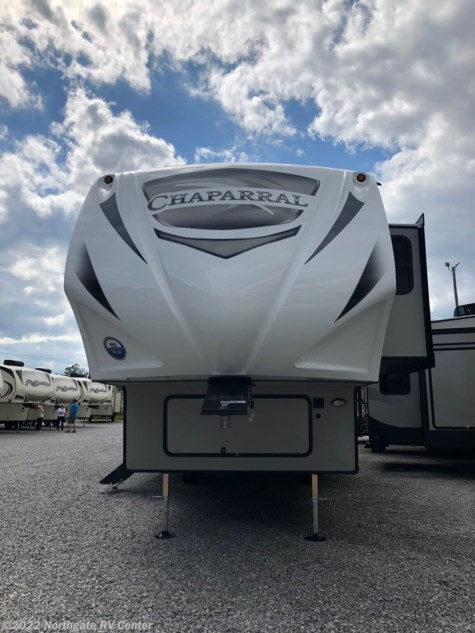2020 Coachmen Chaparral 298RLS