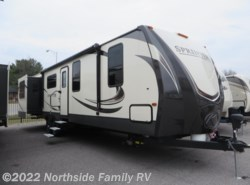 New 2017  Keystone Sprinter Wide Body 332DEN by Keystone from Northside RVs in Lexington, KY