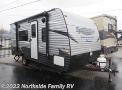 New 2017  Keystone  Summerland Mini 1700FQ by Keystone from Northside RVs in Lexington, KY