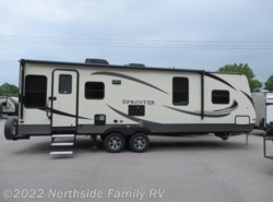 New 2018  Keystone Sprinter Campfire 27RL by Keystone from Northside RVs in Lexington, KY