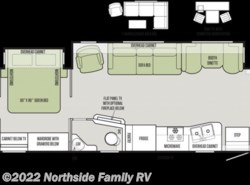 New 2018  Tiffin Allegro 36LA by Tiffin from Northside RVs in Lexington, KY