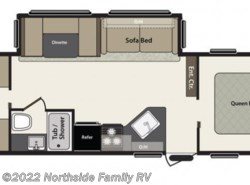 Used 2015  Keystone  Summerland 2980BH by Keystone from Northside RVs in Lexington, KY