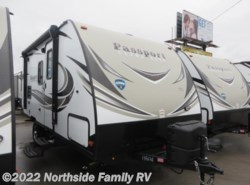 New 2018  Keystone Passport 175BH by Keystone from Northside RVs in Lexington, KY