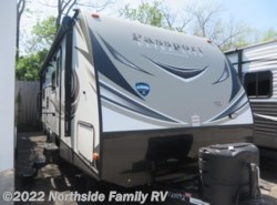 New 2019  Keystone Passport 2400BH by Keystone from Northside Family RV in Lexington, KY