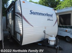Used 2015  Keystone  Summerland 1600 by Keystone from Northside Family RV in Lexington, KY