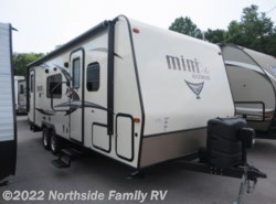 Used 2017  Forest River Rockwood Mini-lite 2503S by Forest River from Northside Family RV in Lexington, KY