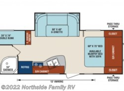 New 2019  Venture RV Sonic 220VBH by Venture RV from Northside Family RV in Lexington, KY