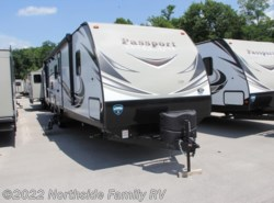 New 2019  Keystone Passport 3350BH by Keystone from Northside Family RV in Lexington, KY