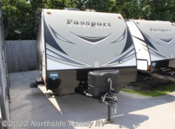 New 2019  Keystone Passport 175BH by Keystone from Northside Family RV in Lexington, KY