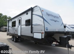 New 2019 Keystone Springdale 27TH available in Lexington, Kentucky